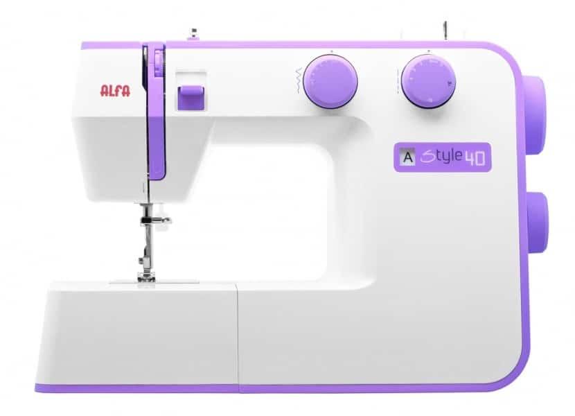 Máquina Alfa Style 40