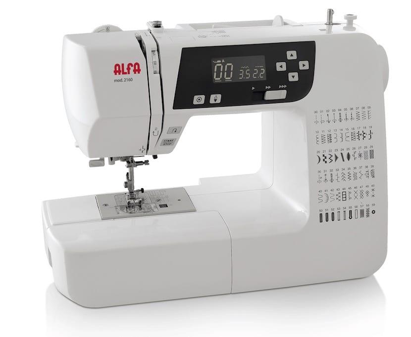 Máquina de coser Alfa 2160