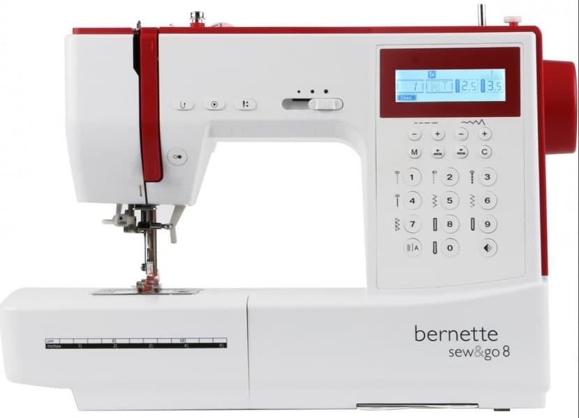 Bernett Sew&Go 8