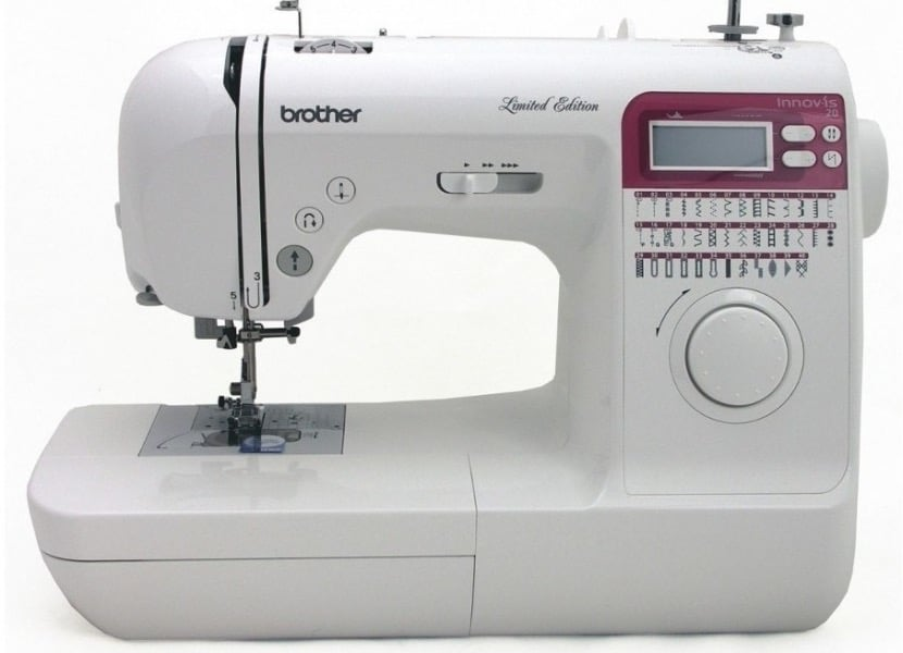 Máquina de coser Brother Innovis 20