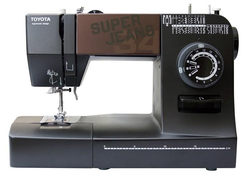 Máquinas de coser Toyota