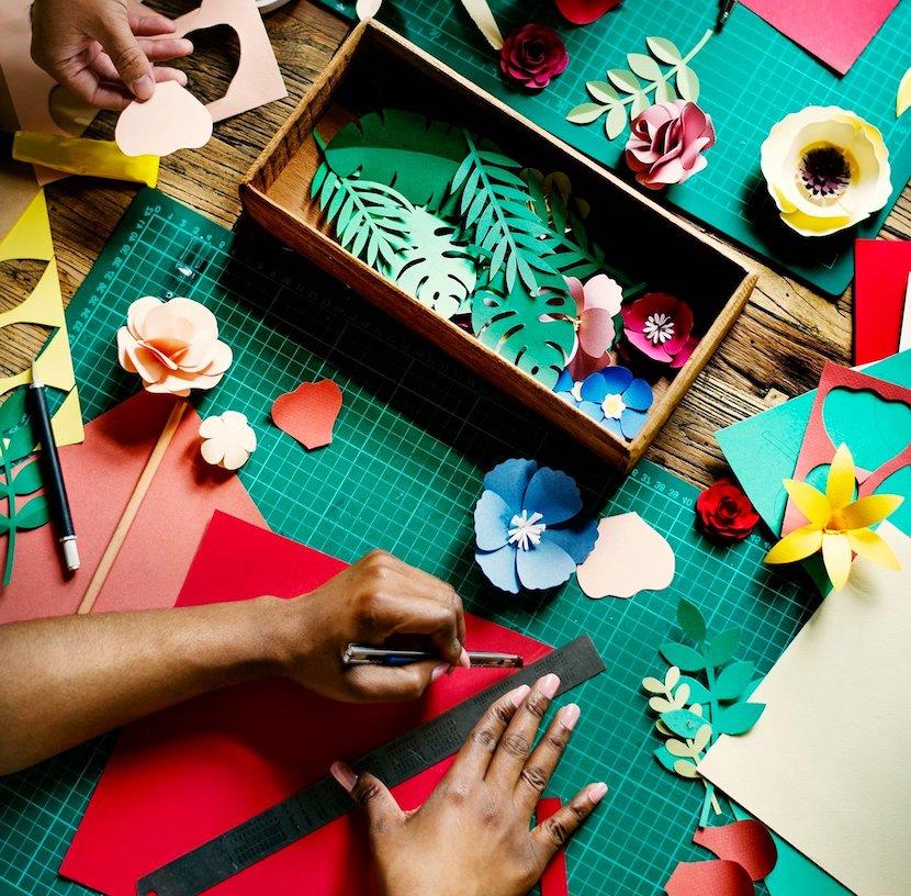 Material para hacer patchwork en casa