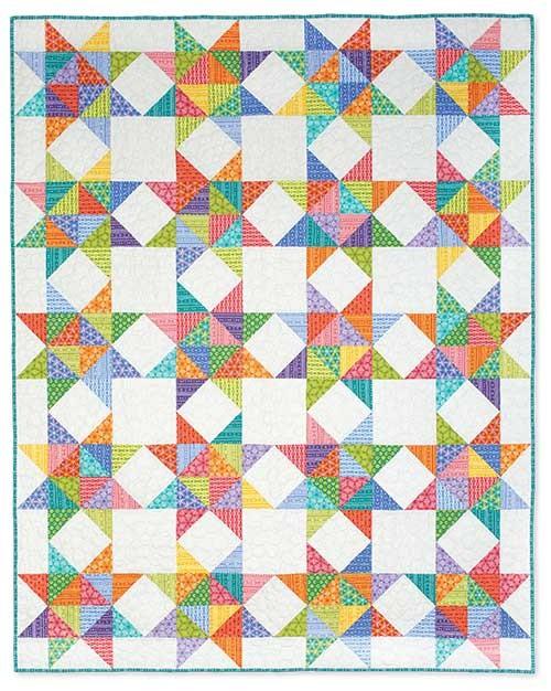 Patrón quilt