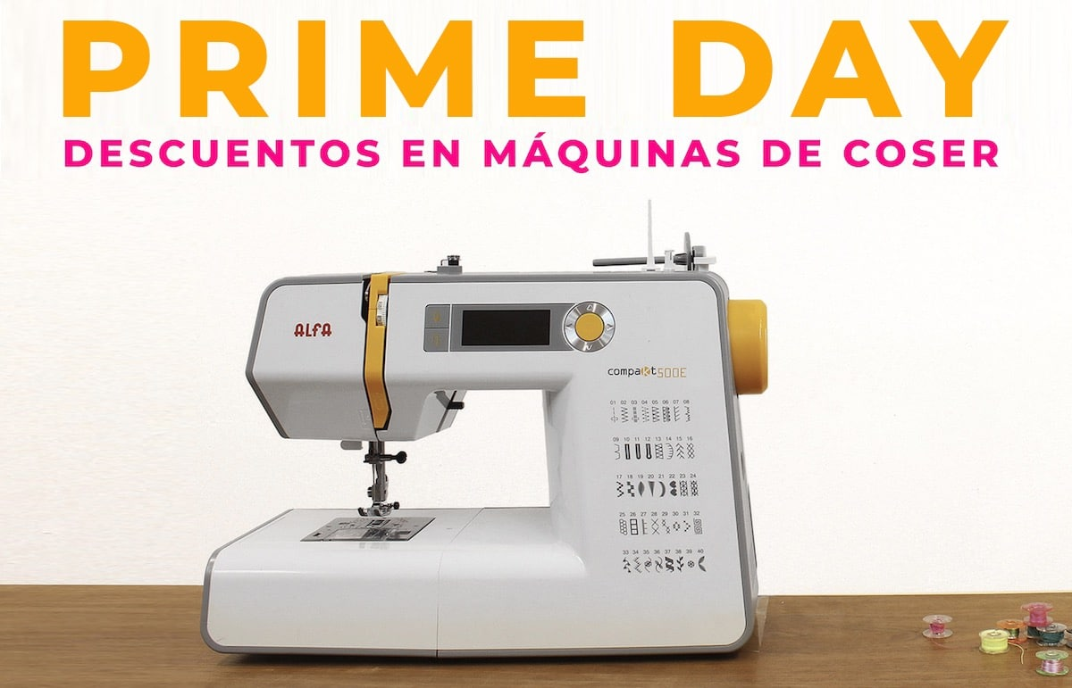 prime day sewing machines